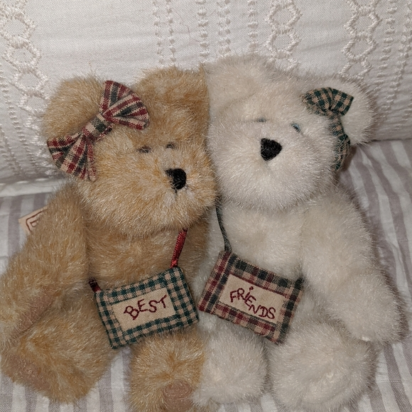 Boyd''s Bear Other - Boyd's Bear set Bestest and Buddy Truefriends